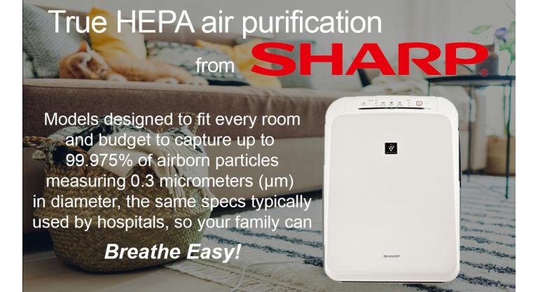 True HEPA Air Purifiers