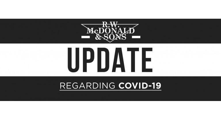 UPDATE: COVID-19
