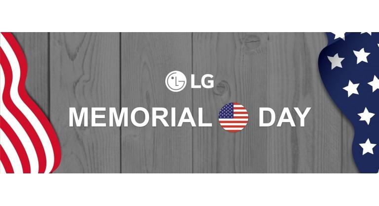 LG - Memorial Day
