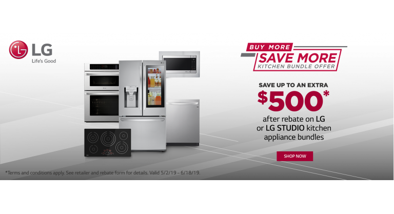 LG Kitchen Bundle