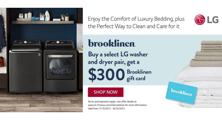 LG - Brooklinen Comfort