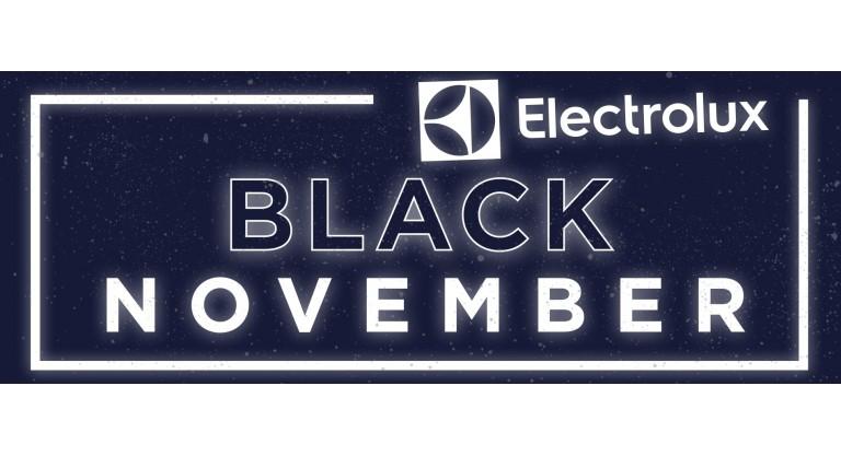 Electrolux Black November Promotion
