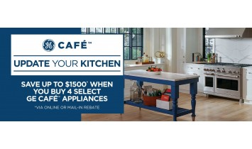 GE Cafe Update Your Kitchen