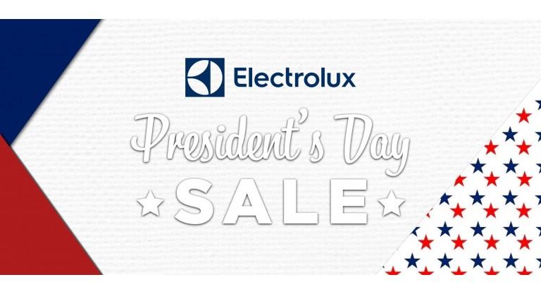 Electrolux Presidents Day