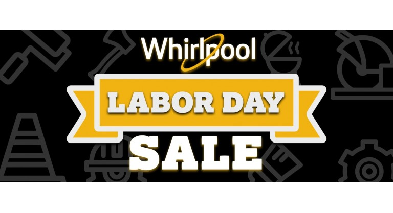 Whirlpool Labor Day