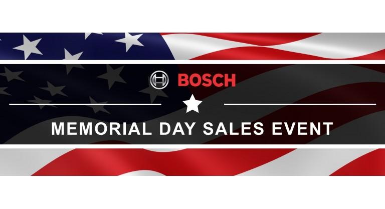 Bosch - Memorial Day