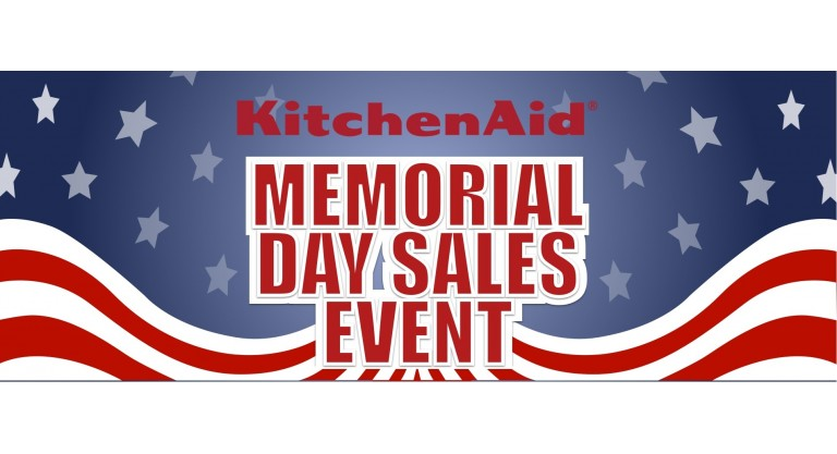 KitchenAid - Memorial Day