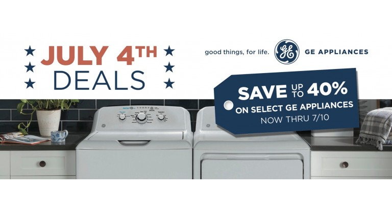 GE 4th of July
