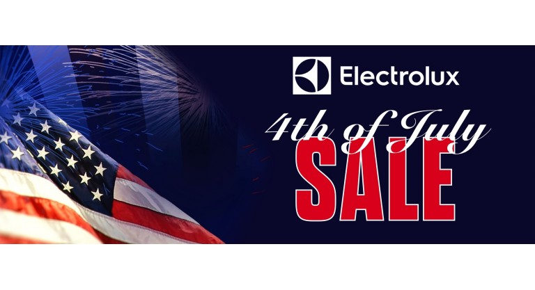 Electrolux 4th of July