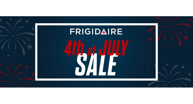 Frigidaire 4th of July