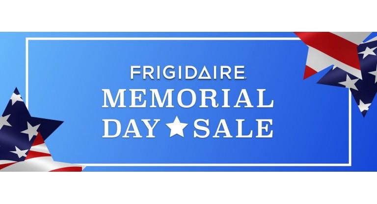 Frigidaire - Memorial Day