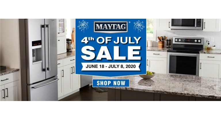 Maytag 4th of July 2020