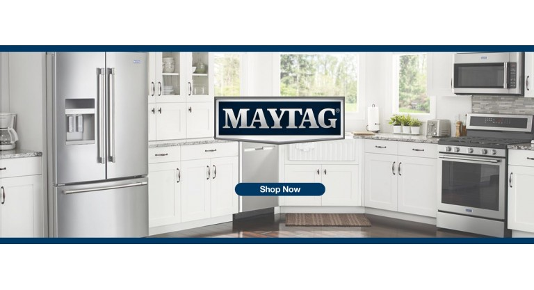 Maytag Evergreen Banner