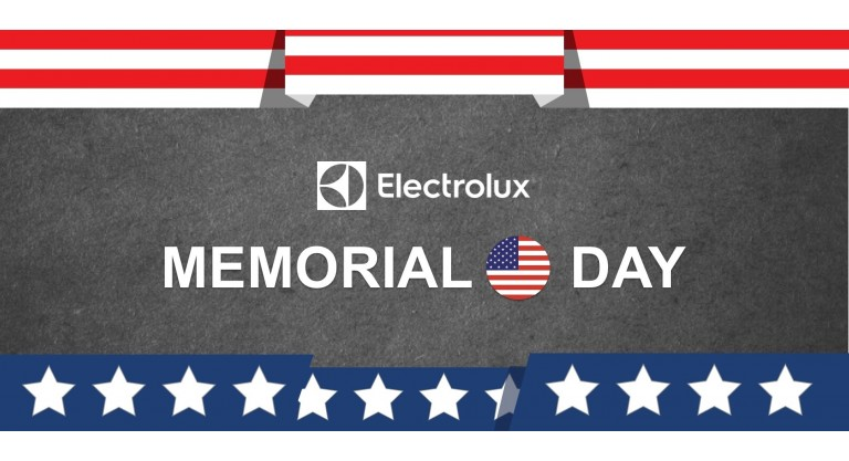 Electrolux - Memorial Day