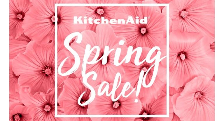 KitchenAid Spring Sale