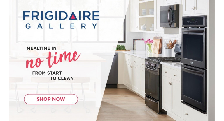 Frigidaire Gallery Evergreen 2021