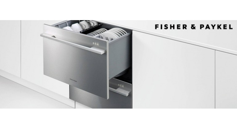 Fisher & Paykel Dishwasher Drawers