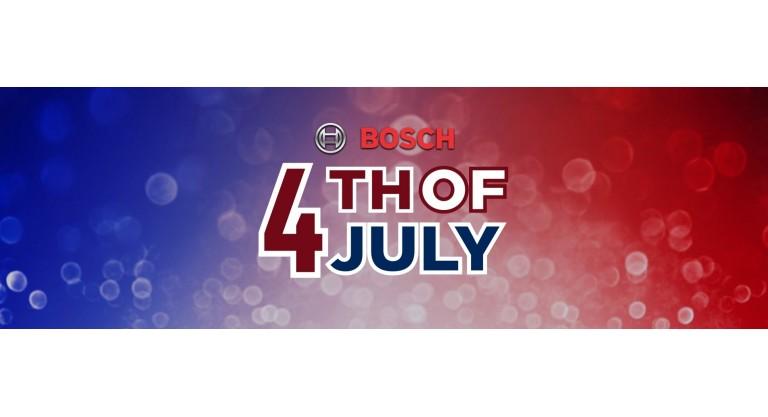 Bosch - 4th of July