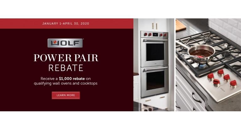 Wolf Power Paid Rebate