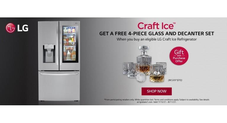 2021 LG Craft Ice