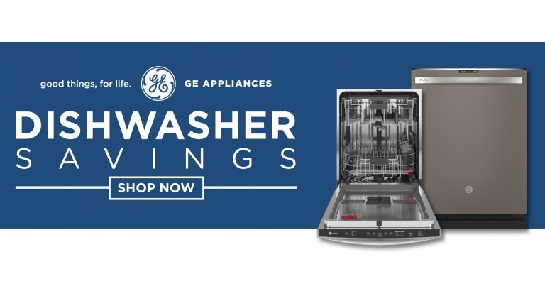 GE July 4 Dishwasher Savings