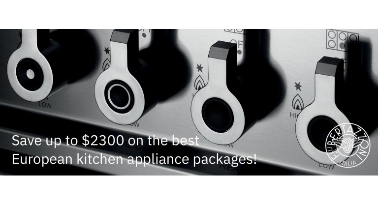 Bertazzoni Suite Deals