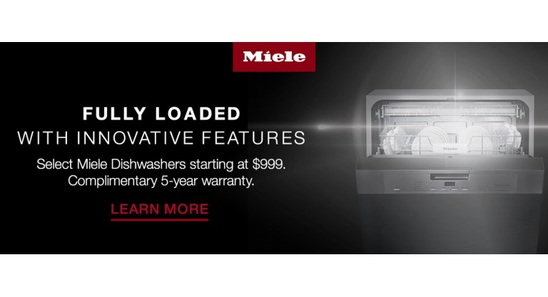 Miele: Fully Loaded with Innovative Features