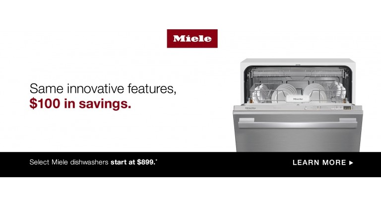 Miele - $100 Savings