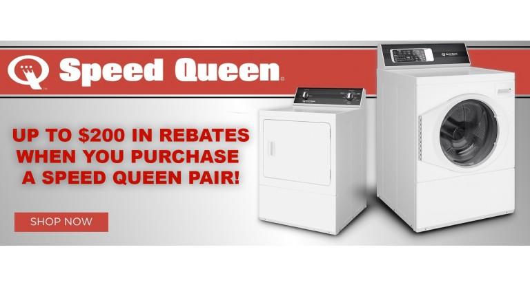 Speed Queen Rebate