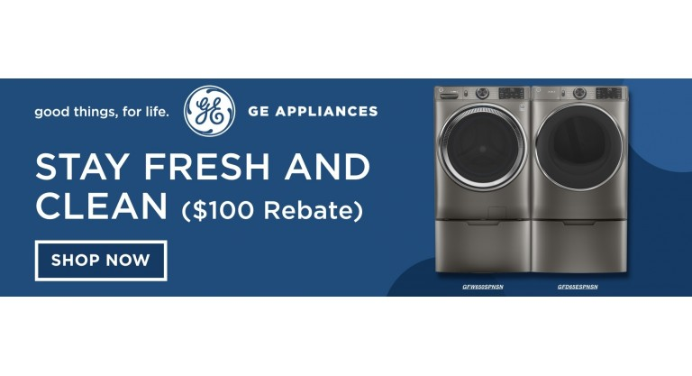 GE Laundry Savings