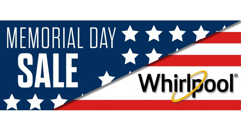 Whirlpool Memorial Day