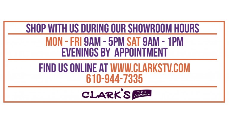 Clark's TV: Shop with Us