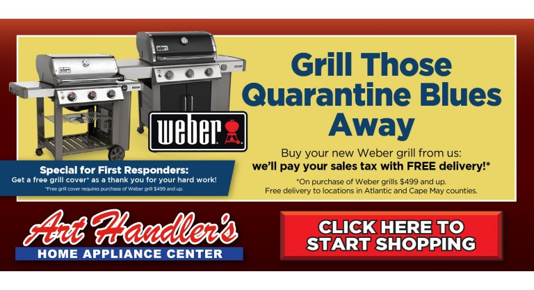 Grill Those Quarantine Blues Away
