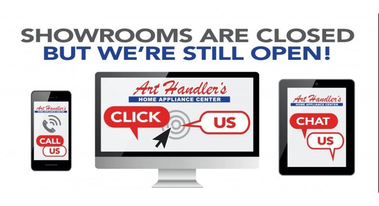 Art Handler's: Still Open!