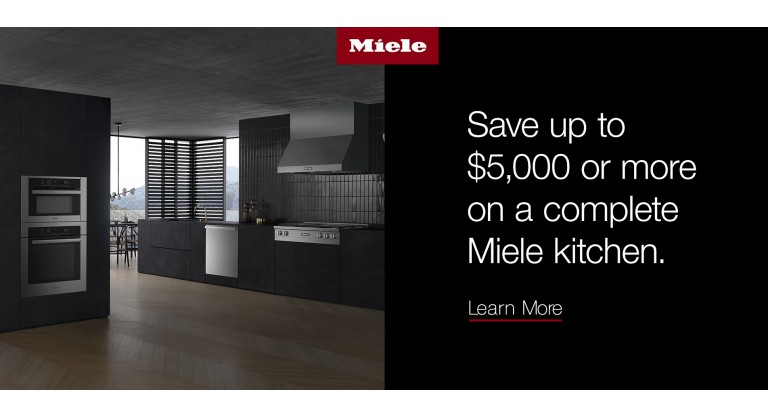 Miele: Save up to $5000