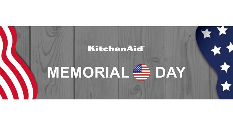 KitchenAid - Memorial Day