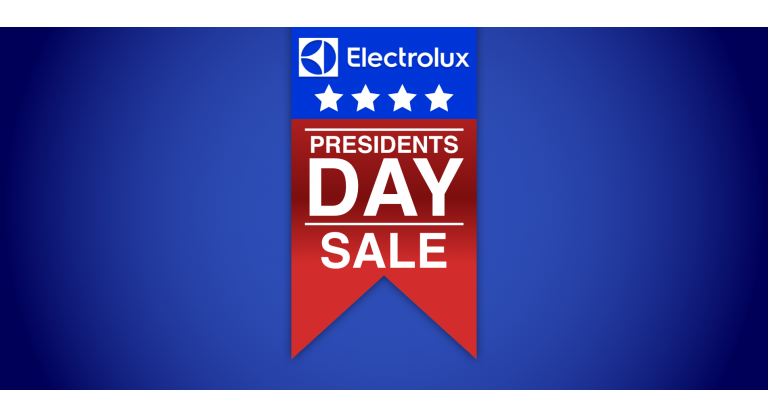 Electrolux Presidents Day