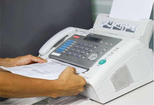 Copier & Fax Available