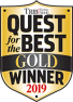 gold winner logo