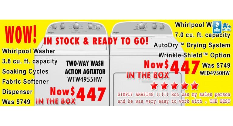 Washer Dryer 4050