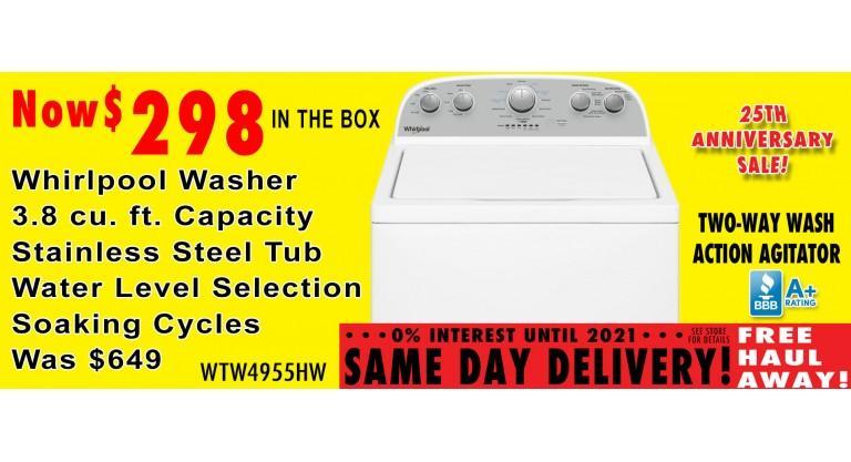 WTW4955HW
