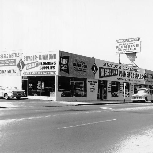 Snyder Diamond Established in 1949