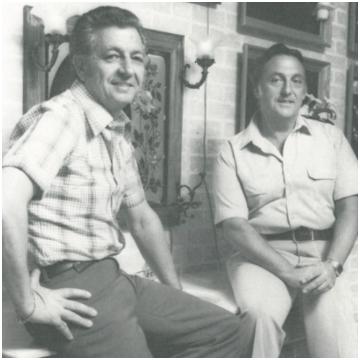 Walter Diamond & Lou Snyder