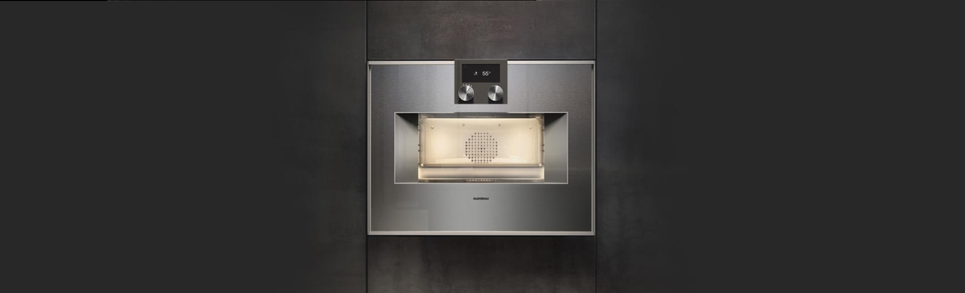 Gaggenau built-in oven